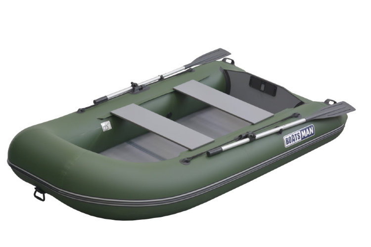 Лодка BoatsMan BT300 с тентом